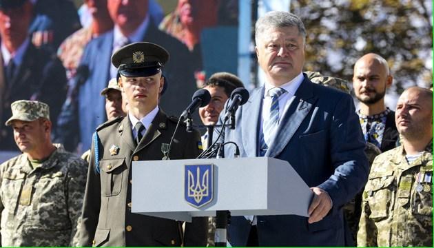 """波罗申科:联合行动部队即将收到75套""""Stugna""""和""""Korsar""""反坦克设备"""