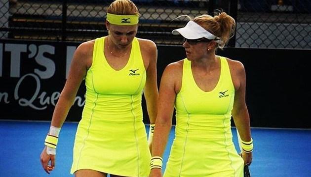 Теніс: Надія Кіченок зазнала поразки в 1/4 парного фіналу в Нью-Хейвені