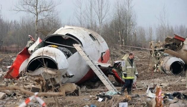 Следком РФ согласился осмотреть обломки самолета Качиньського в присутствии поляков