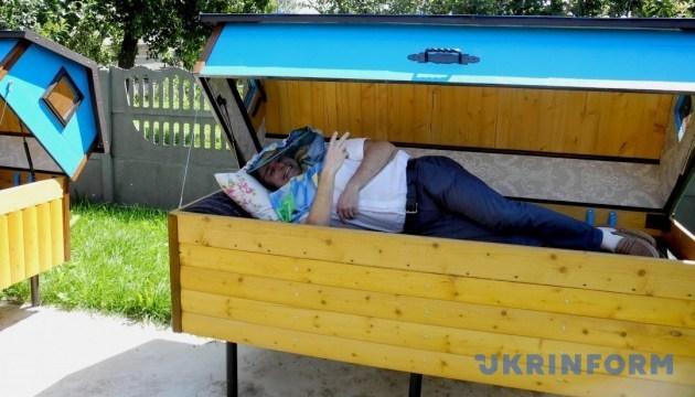 蜂箱小憩:布科维纳地区开发新型旅游项目