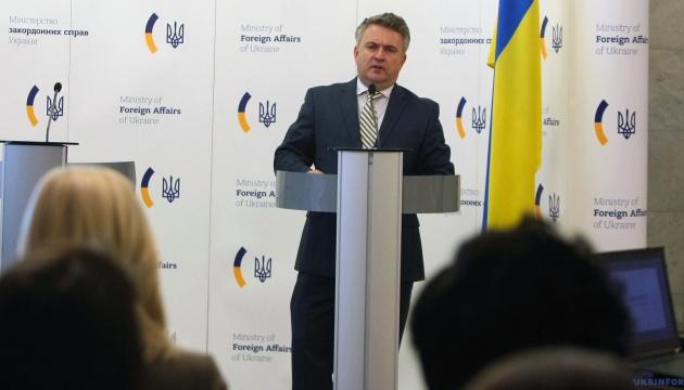 Ucrania y Líbano tienen la intención de reactivar el diálogo político
