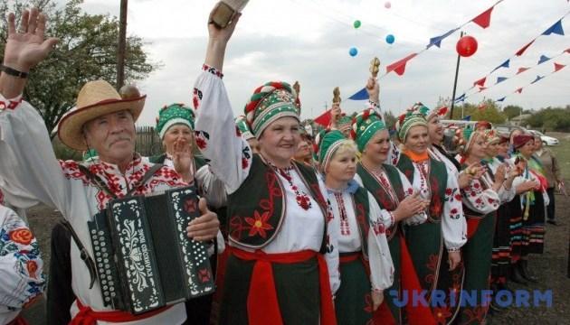 У Ждині пройшов етнографічний фестиваль «Лемківська Ватра»