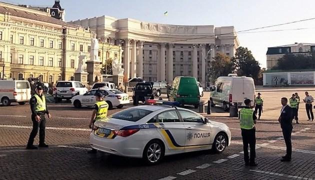 Глава київської поліції розказав, як забезпечують правопорядок