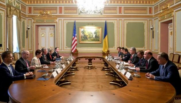 Trade turnover between Ukraine and U.S. grows by 70% - Poroshenko
