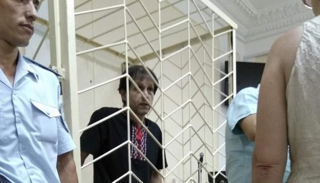 Денисова заявляет об ухудшении состояния здоровья Балуха