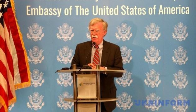 Болтон каже, що американців може зацікавити видобуток українського газу