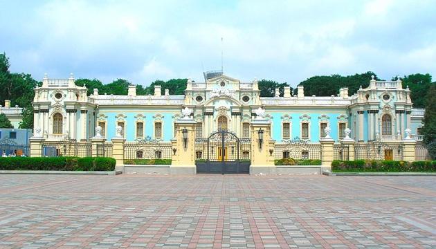 Порошенко проводит закрытый прием в Мариинском дворце - СМИ