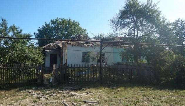 Оккупанты обстреляли окрестности Попасной, погиб мирный житель
