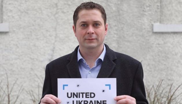 Лідер канадської опозиції запевнив Україну в підтримці