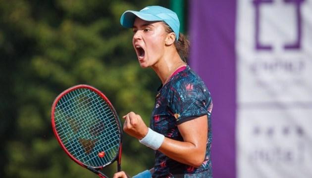 Теннис: Ангелина Калинина пробилась в основную сетку US Open