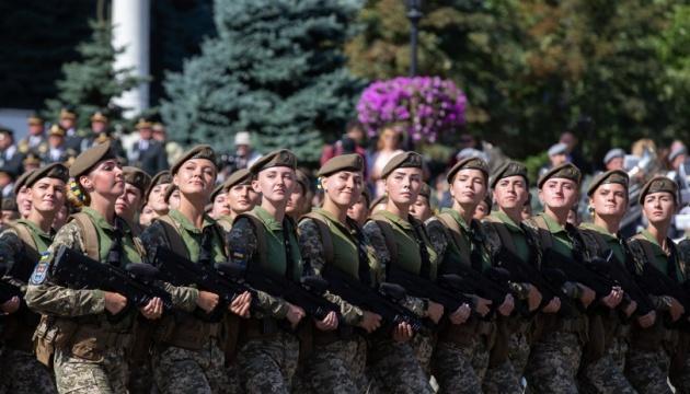 Геращенко повідомила, скільки українок служать у лавах ЗСУ