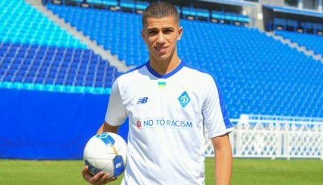 Новачок «Динамо» Буено готовий грати за основну команду
