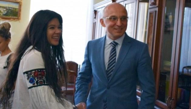 Руслана стала партнером Держенергоефективності у просуванні ідей