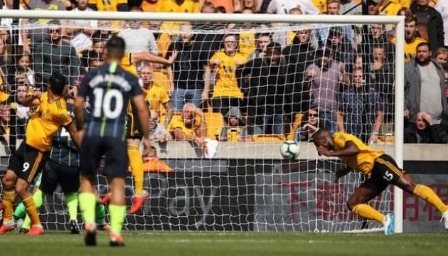 АПЛ: «Манчестер Сити» не смог обыграть «Вулверхэмптон»