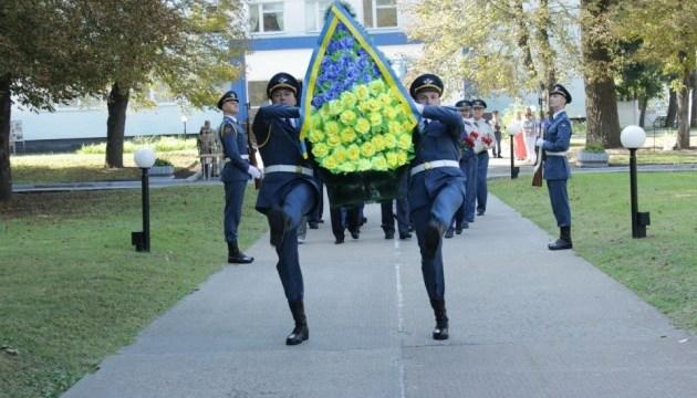 В Командовании Воздушных сил провели торжественные мероприятия
