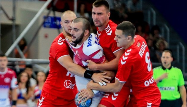 «Мотор» прервал победную серию в гандбольной Лиге чемпионов