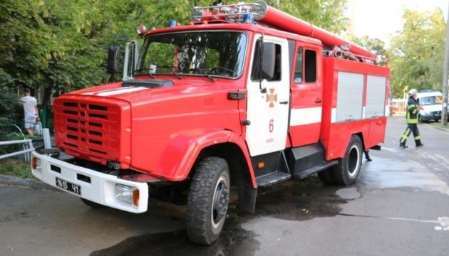 У Рівному згоріло авто кандидата в депутати від «Свободи»