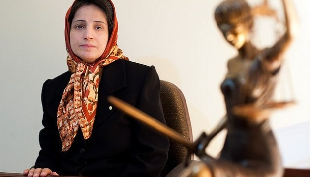 Канада заступилася за іранську правозахисницю, яку засудили до 38 років