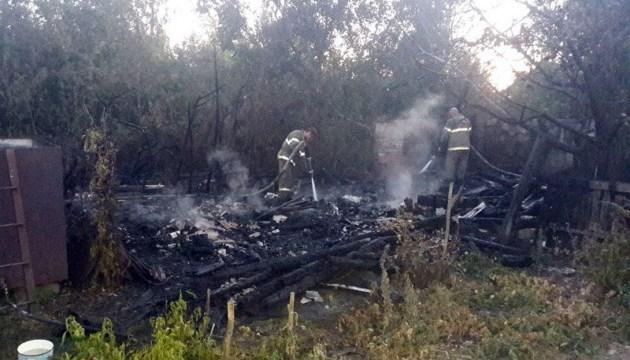 В полиции показали последствия обстрела оккупантами населенных пунктов под Торецком