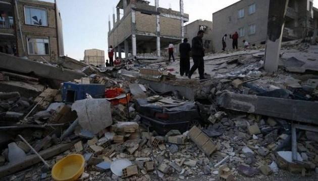 В Ірані стався потужний землетрус, є жертви