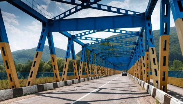 Закарпатье использовало 97% Дорожного фонда на ремонт автодорог - Москаль