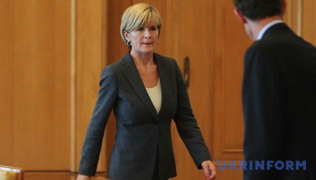 Экс-глава МИД Австралии призвала преемницу добиться правосудия в деле МН17