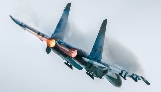 Украинские летчики-инструкторы показали класс на RADOM-2018