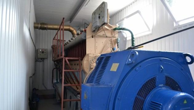 У Кам'янці-Подільському електрику зі сміття почала давати біогазова установка