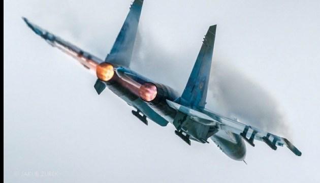 Des pilotes-instructeurs ukrainiens ont montré la classe au RADOM-2018 (photos)