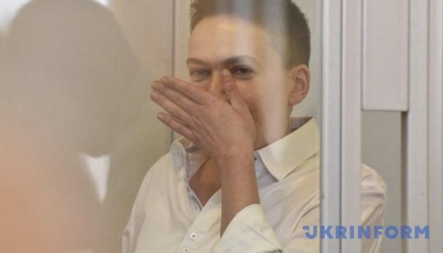 Апеляційний суд переніс розгляд скарги Савченко на арешт