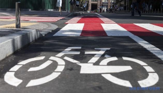 La infraestructura ciclista de Kyiv se desarrollará según la experiencia escandinava