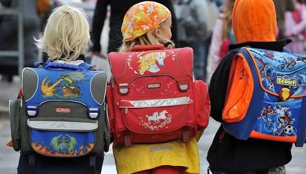 Нагрузка на мозг, а не на спину: Супрун дала советы про школьный рюкзак