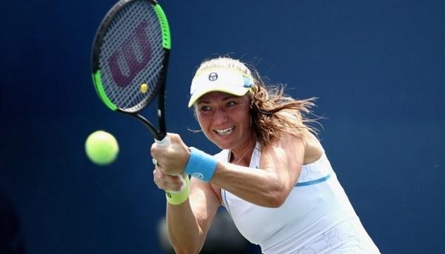 Бондаренко проиграла Лапко на старте Открытого чемпионата США по теннису
