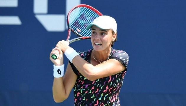 Калинина уступила чемпионке US Open во втором круге турнира серии Grand Slam