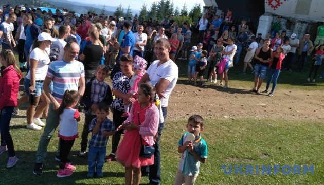 Як розвивати село: ОТГ п'яти регіонів ділились досвідом на горі Томнатик