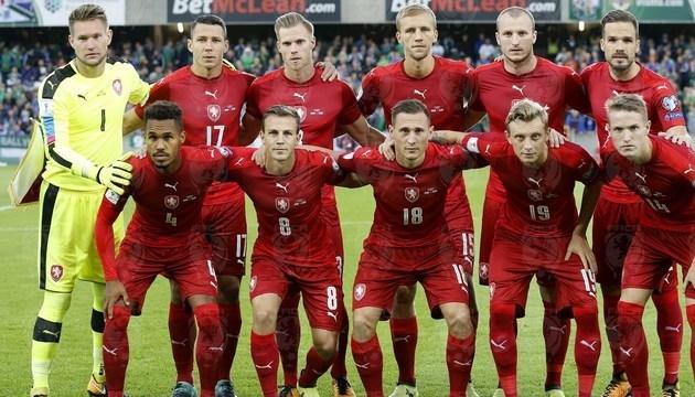 Футбол: Яролім оголосив склад збірної Чехії на ігри з Україною та Росією