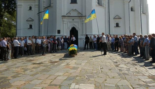 У Чернігові попрощалися з Валерієм Сараною – борцем за незалежність України