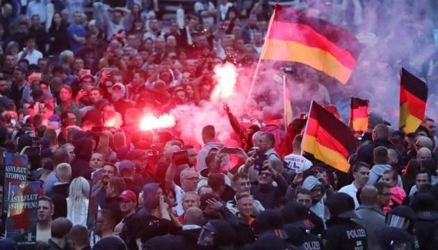 Немецкий Хемниц: вирус ненависти