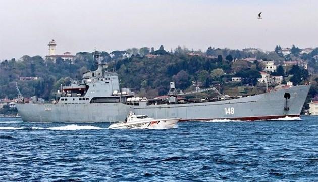 Россия усиливает военное присутствие у берегов Сирии - СМИ