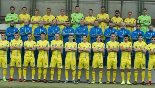 Футбол: молодежная сборная Украины сыграет спарринг с клубом