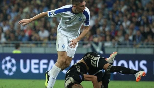 «Динамо» - в першій корзині посіву Ліги Європи
