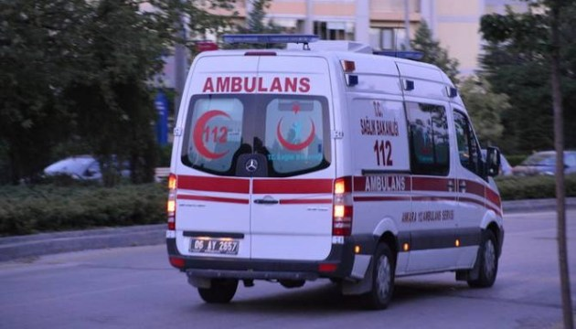 В Турции в автобус с российскими туристами влетел грузовик