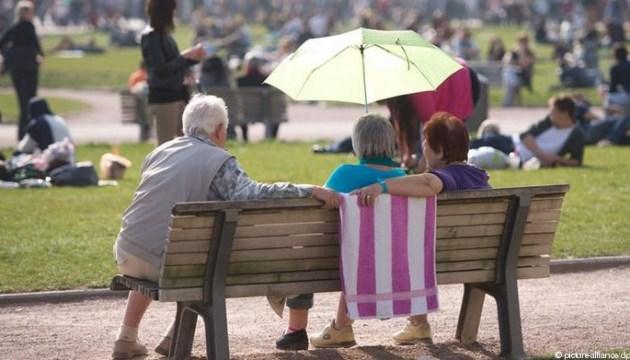 У Німеччині домовились - пенсії не зміняться до 2025 року