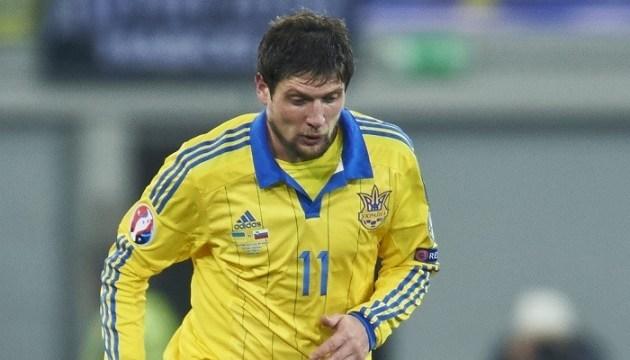 Селезнев заменит Беседина в сборной Украины