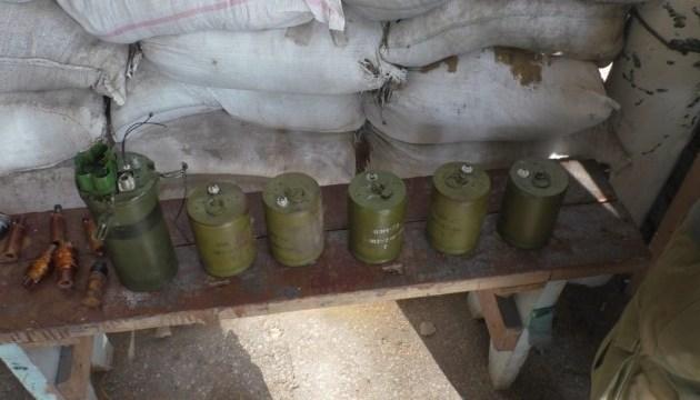 На Донбассе опять нашли российские мины