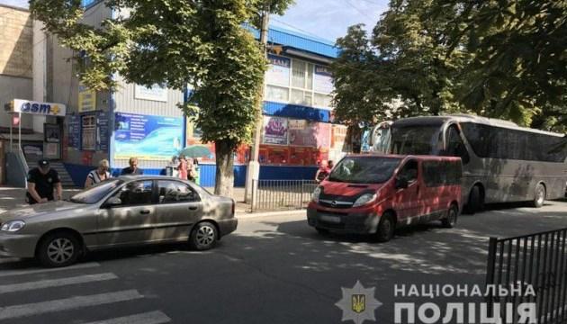 Аварія автобуса з дітьми у Волновасі: жертв немає