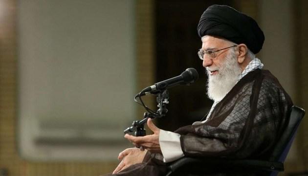 Верховний лідер Ірану вперше за 8 років виступив з проповіддю