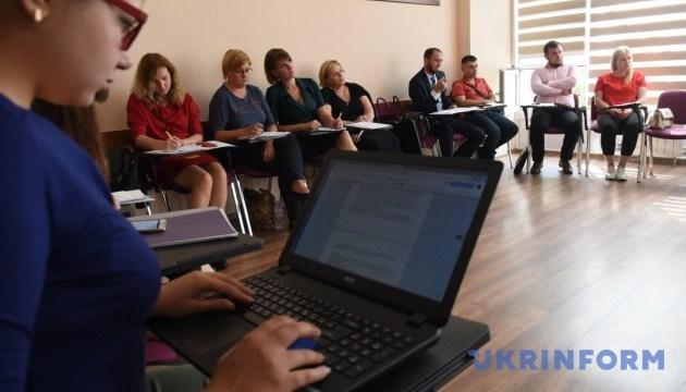 У столиці триває дводенний медіакемп для депутатів місцевих рад Київщини