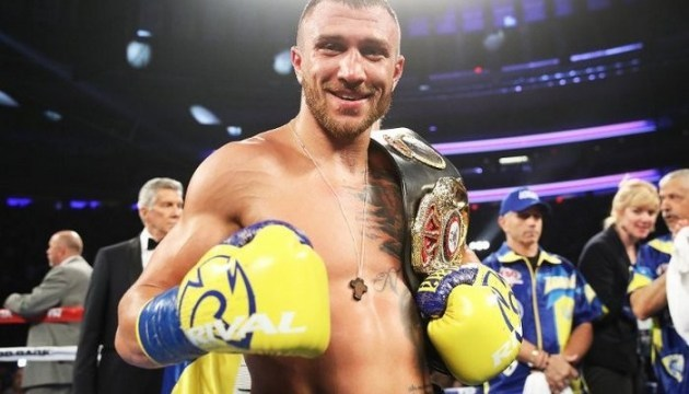 Ломаченко – кращий боксер світу за версією Sky Sports