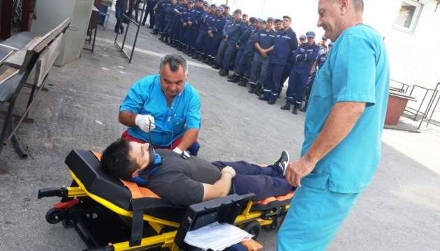 Черкасские спасатели готовятся встречать хасидов